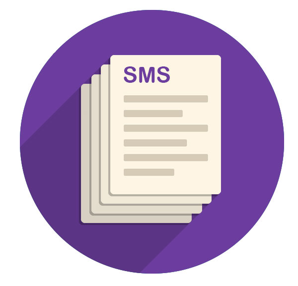 SMS Templates and Drafts